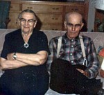Grandma and Grandpa Truex